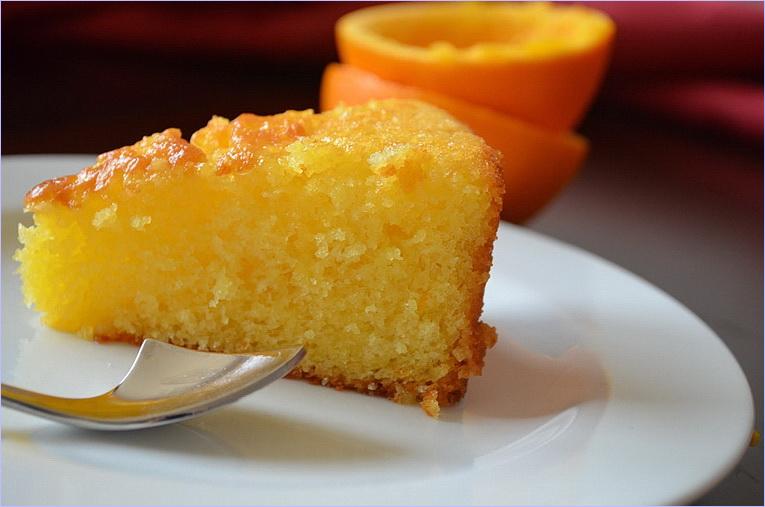 Кексы рецепты цедрой апельсина