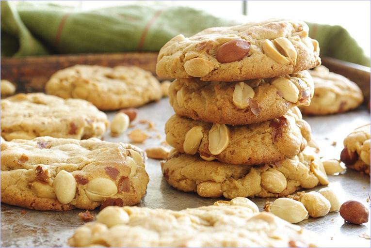 Арахисовое печенье рецепт с фото