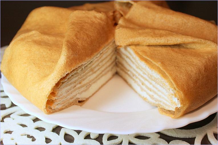 Как сделать блин торт 333