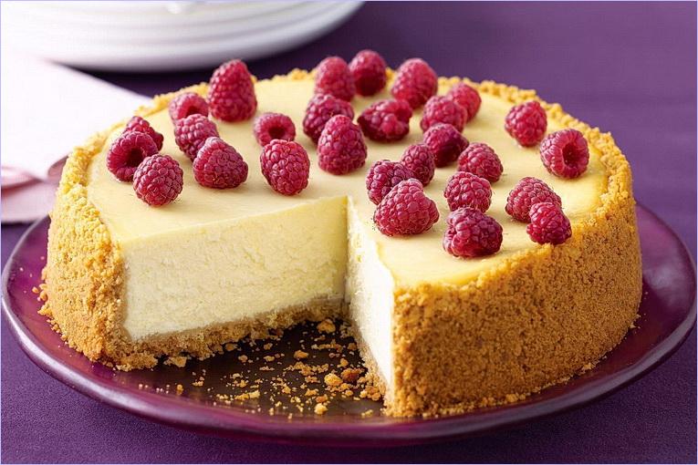 Торт чизкейк рецепт в домашних условиях