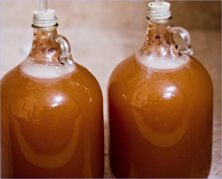 Пиво в домашних условиях из меда и 743