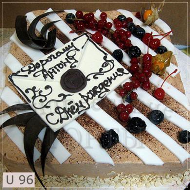 Заказать торт на день рождение в рязани